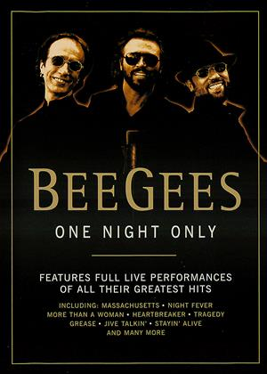 Rent Bee Gees: One Night Only Online DVD & Blu-ray Rental