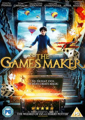 Rent The Games Maker Online DVD & Blu-ray Rental