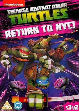 Rent Teenage Mutant Ninja Turtles: Return to NYC!: Series 3: Vol.2 Online DVD Rental