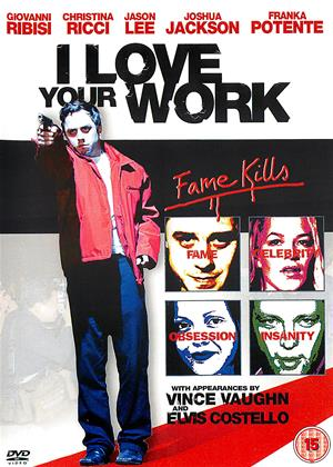 Rent I Love Your Work Online DVD Rental