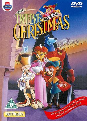 Rent The Twelve Days of Christmas Online DVD Rental