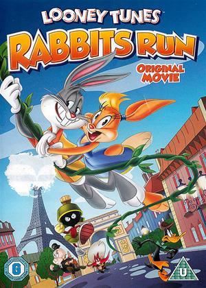 Rent Looney Tunes: Rabbits Run Online DVD Rental