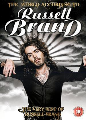 Rent The World According to Russell Brand Online DVD Rental