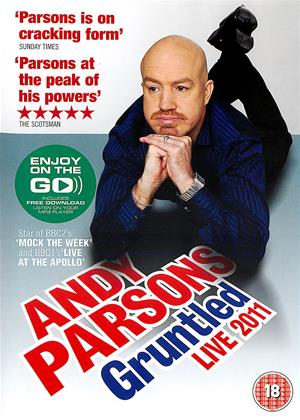 Rent Andy Parsons: Gruntled: Live Online DVD Rental