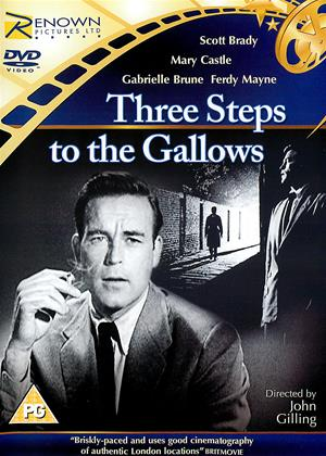 Rent Three Steps to the Gallows (aka White Fire) Online DVD Rental