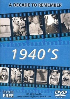 Rent A Decade to Remember: 1940's Online DVD Rental