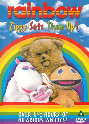 Rent Rainbow: Zippy Sets Them Up Online DVD Rental