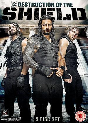 Rent WWE: The Destruction of the Shield Online DVD Rental