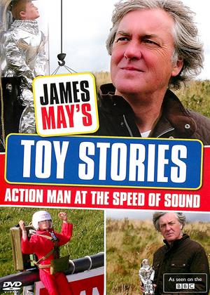 Rent James May's Toy Stories: Action Man at the Speed of Sound Online DVD Rental