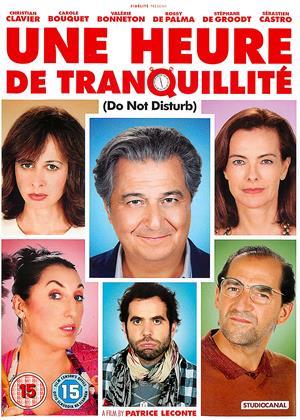 Rent Do Not Disturb (aka Une heure de tranquillité) Online DVD & Blu-ray Rental