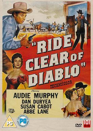 Rent Ride Clear of Diablo (aka The Breckenridge Story) Online DVD Rental
