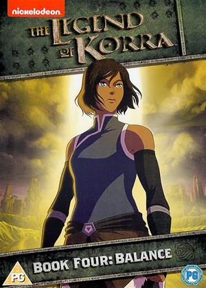 Rent The Legend of Korra: Book 4: Balance Online DVD Rental