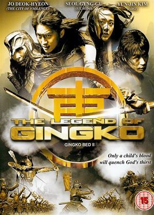 Rent The Legend of Gingko (aka Danjeogbiyeonsu) Online DVD Rental