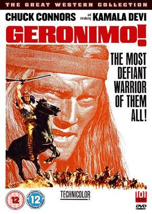 Rent Geronimo Online DVD Rental