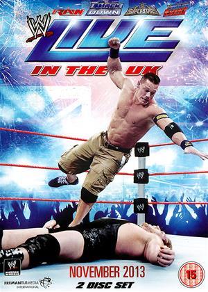 Rent WWE: Live in the UK: November 2013 Online DVD Rental