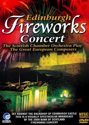 Rent Edinburgh Fireworks Concert: Great European Composers Online DVD Rental