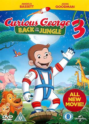 Rent Curious George 3: Back to the Jungle Online DVD & Blu-ray Rental