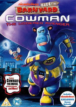 Back at the Barnyard: Cowman the Uddered Avenger Online DVD Rental