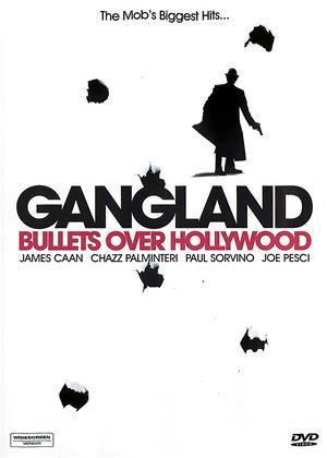 Rent Ganglands: Bullets Over Hollywood Online DVD Rental