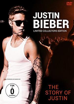 Rent Justin Bieber: The Story of Justin Online DVD Rental