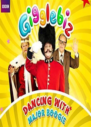 Rent Gigglebiz: Dancing with Major Boogie Online DVD Rental