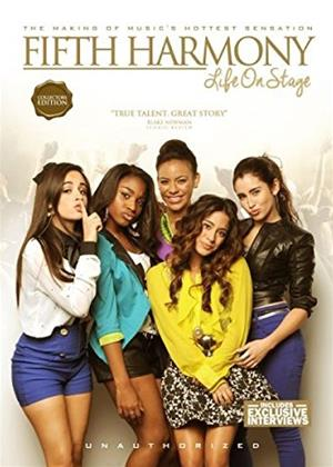 Rent Fifth Harmony: Life on Stage Online DVD Rental