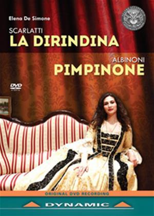 Rent La Dirindina (Bortolato)/Pimpinone (Busettini): Teatro Accademico Castelfranco Veneto Online DVD Rental