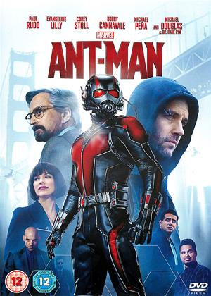 Ant-Man Online DVD Rental