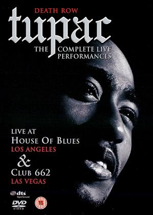 Rent Tupac: The Complete Live Performances Online DVD Rental