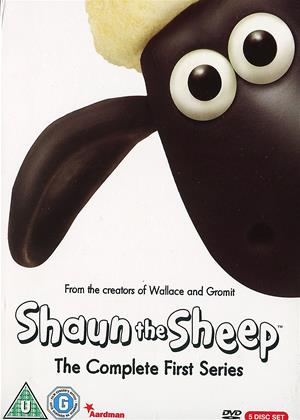 Rent Shaun the Sheep: Series 1 Online DVD Rental