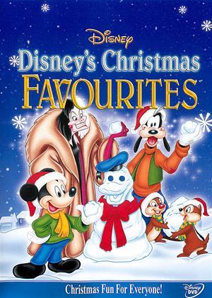 Rent Disney Christmas Favourites Online DVD Rental