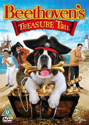 Rent Beethoven's Treasure Tail Online DVD Rental