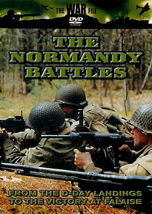 Rent The Normandy Battles Online DVD Rental