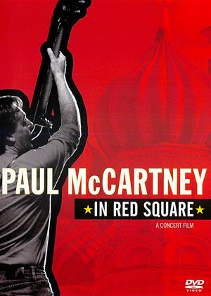 Rent Paul McCartney: In Red Square Online DVD Rental