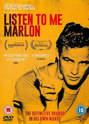 Listen to Me Marlon Online DVD Rental
