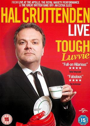Rent Hal Cruttenden: Tough Luvvie Online DVD Rental