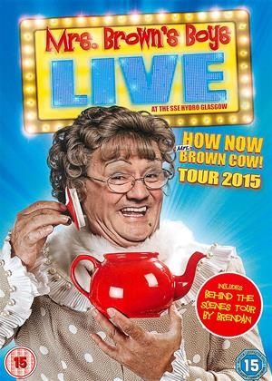 Mrs. Brown's Boys: Live: How Now Brown Cow! Online DVD Rental