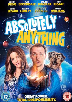 Rent Absolutely Anything Online DVD Rental