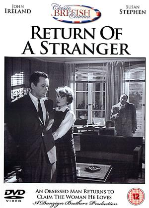 Rent Return of a Stranger Online DVD Rental