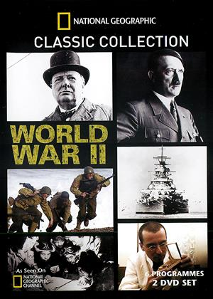 Rent National Geographic: World War II Classic Collection Online DVD & Blu-ray Rental