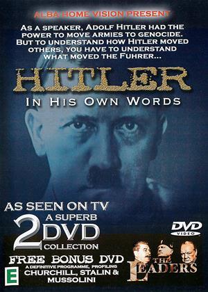 Rent Hitler: In His Own Words Online DVD Rental
