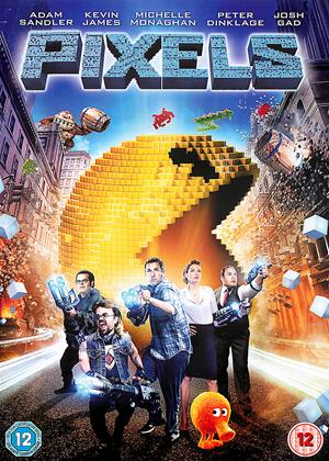 Rent Pixels Online DVD & Blu-ray Rental