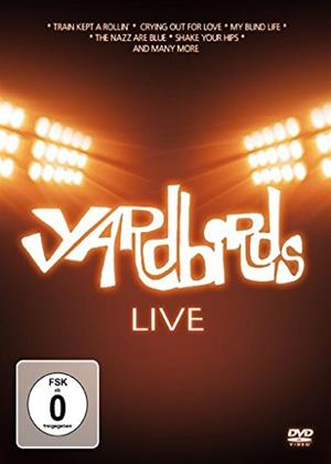 Rent The Yardbirds: Live Online DVD Rental