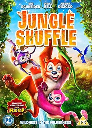 Rent Jungle Shuffle Online DVD Rental