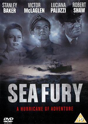 Rent Sea Fury Online DVD Rental