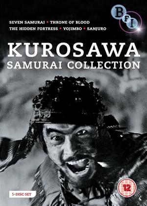 Rent The Bodyguard / Sanjuro (aka Yojimbo / Tsubaki Sanjûrô) Online DVD Rental