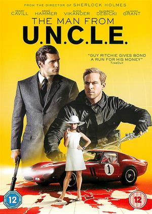 Rent The Man from U.N.C.L.E. Online DVD Rental