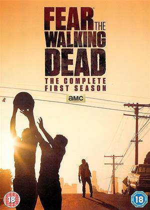 Rent Fear the Walking Dead: Series 1 Online DVD Rental