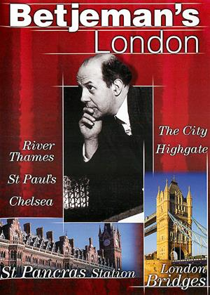 Rent Betjeman's London Online DVD Rental