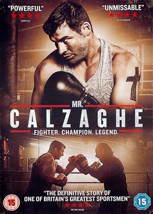 Rent Mr. Calzaghe Online DVD Rental